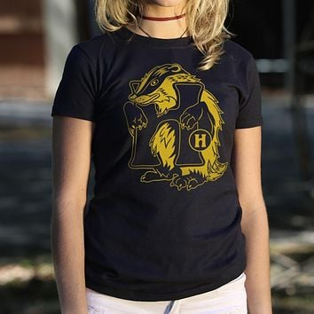 House Hufflepuff [Harry Potter] Women's T-Shirt