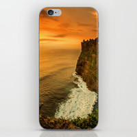 Sunny Wave iPhone Skin by Monuments VM