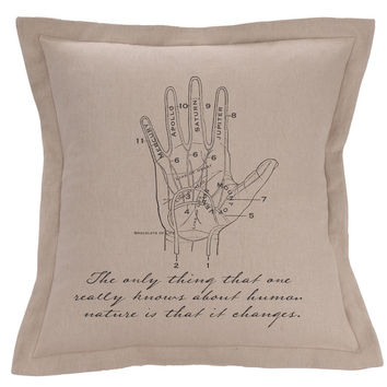Penny Dreadful Palmistry Pillow Cover