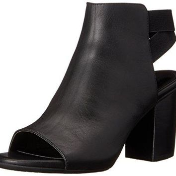 Kenneth Cole REACTION Women's Fridah Fly Boot, Black, 8 M US