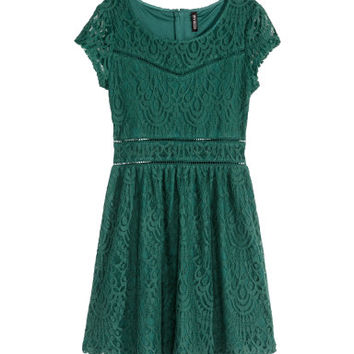 H&M Lace Dress $34.99