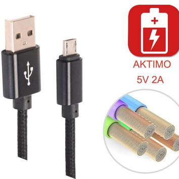Top Quality 5V 2A Nylon Micro USB Charger Charging Sync Data Cable For Sony Xperia Z Z1 Z2 Z3 Z4 Compact ZL ZR X XA M2 M4  Wire