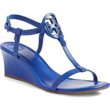 Tory Burch Miller Wedge Sandal (Women) | Nordstrom