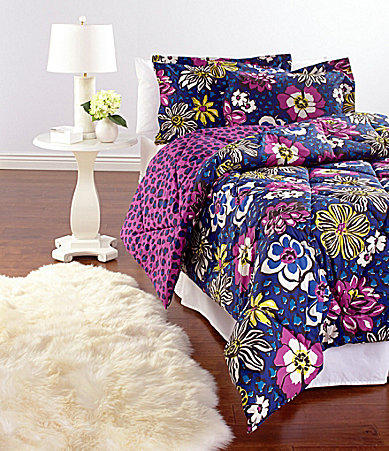 Vera Bradley African Violet Bedding From Dillard 39 S The