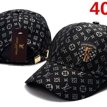 LOUIS VUITTON Hat Gucci Baseball Cap 4086