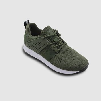 Women's Edge Knit Jogger Sneakers - C9 Champion® Green