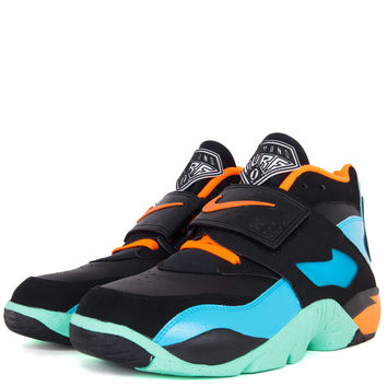Nike - Mens Shoes - Trainers - Nike Air Diamond Turf - Black Total Orange  Gamma a06507704