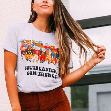 Charlie Southern - The SEC Family Mascot Tee