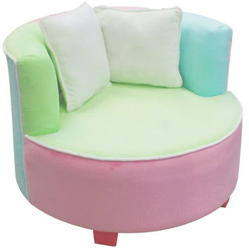 Komfy Kings, Inc 70170 Multicolor 22-Inch Redondo Chair