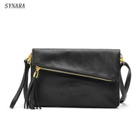 New 2017 Fashion Women Envelope Bag Leather Messenger bag Handbag Shoulder Crossbody Cross body Bag Purses clutch Bolsas