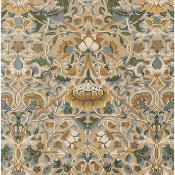 Surya William Morris Arts and Crafts Yellow WLM-3010 Area Rug