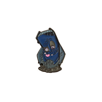 Horror Book from PageMaster Enamel Pin