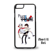 Twenty One Pilots, Adventure Time for iPhone 6, iPhone 6s, iPhone 6 Plus, iPhone 6s Plus Case