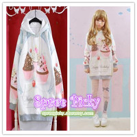 Lovely Cakes hoodie Jumper Free Shipping from SpreePicky