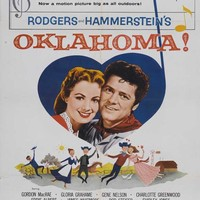 Oklahoma 27x40 Movie Poster (1955)