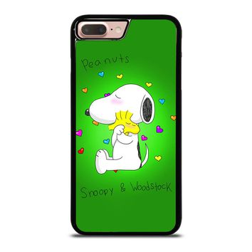 PEANUTS SNOOPY AND WOODSTOCK iPhone 8 Plus Case
