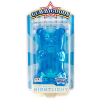Gummy Bear Night Light - Blue