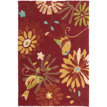 Surya Floor Coverings - RAI1106 Rain 2' x 3' Area Rug