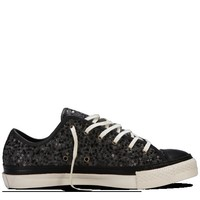 Converse - Chuck Taylor Premium Wool Sequin - Low - Black Sequin