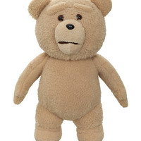 """Ted R-Rated Talking 16"""" Plush 