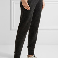 The Elder Statesman - Cashmere track pants