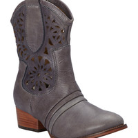 Patron Blue Rose Leather Boot | zulily