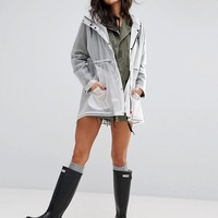 Hunter Womens Original Smock Raincoat at asos.com