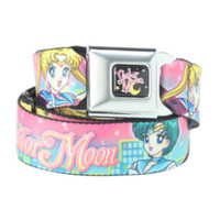 Sailor Moon Group Seat Belt Belt