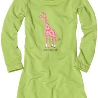 Hatley Girls 2-6x Zoo Animals Kids Night Dress $36.99 - $37.99