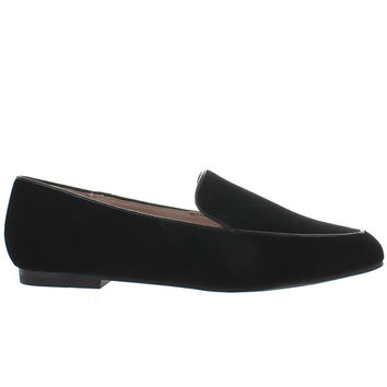 Chinese Laundry Gabby - Black Velvet Loafer