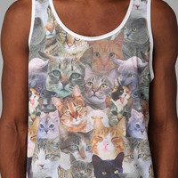 Urban Outfitters - Me-Wow Mix Tank Top