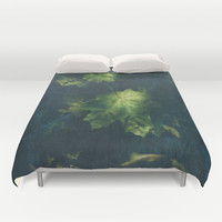 I had a dream Duvet Cover by HappyMelvin