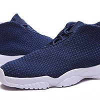 Air jordan Retro Mens Future Weave Basketball Sneakers Athletic Shoes
