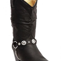 Dingo Supple Pigskin Cowgirl Boots - Sheplers