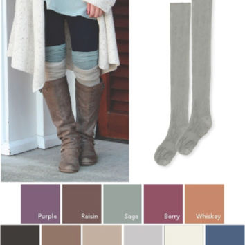 Layering Boot Socks