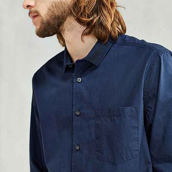 CPO Polo Collar Button-Down Shirt