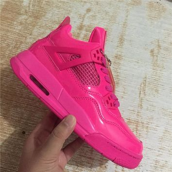 Air Jordan 4 Retro Valentine S Day Basketball Shoes