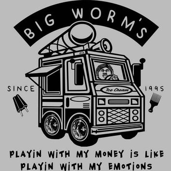 Big Worms Ice Cream