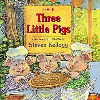 The Three Little Pigs Reprint