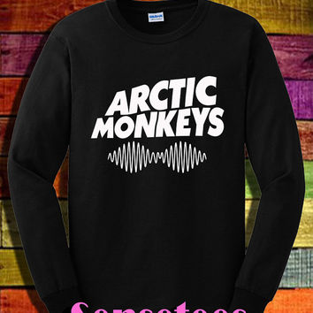 arctic monkeys shirt the arctic monkeys long sleeve shirt tshirt t-shirt tee shirt unisex