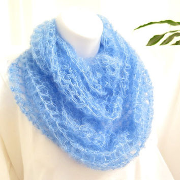 Best Cowl Neck Crochet Scarf Products On Wanelo