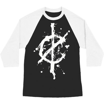 We Came As Romans Men's  Hope Baseball Jersey Black