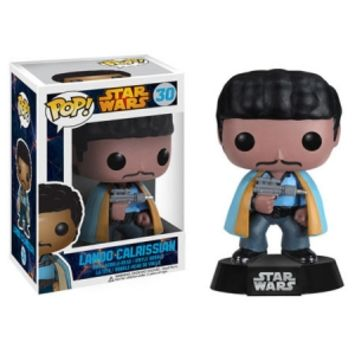 Star Wars Lando Calrissian Pop! Vinyl Bobble Head : Forbidden Planet