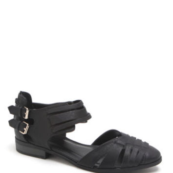 Qupid Tuxedo Sandals at PacSun.com