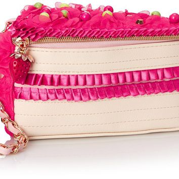 Betsey Johnson Cake Clutch