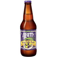 Abita King Cake Soda - SEASONAL