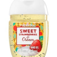 PocketBac Sanitizing Hand Gel Sweet Strawberries & Cream
