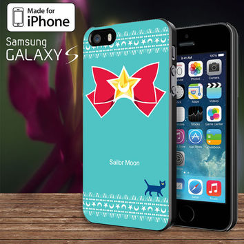 Sailor Moon For Samsung Galaxy S3 / S4 and IPhone 4 / 4S / 5 / 5S / 5C Case