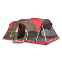 Igloo Mirror Lake II Family Dome Tent with Screen Room