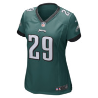 Nike NFL Philadelphia Eagles (DeMarco Murray) Women's Football Home Game Jersey